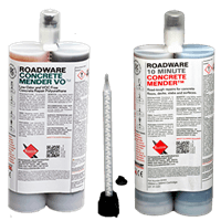 10 Minute Concrete Mender cartridge