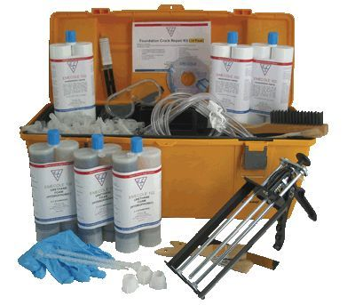 Epoxy Crack Injection kits