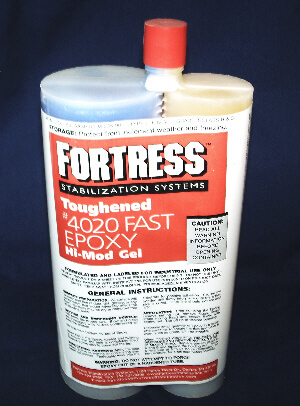 Fortress 4020 Epoxy 900ml for Carbon fiber