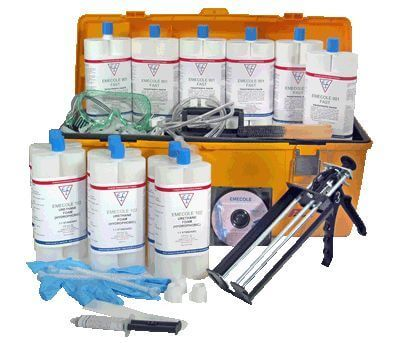 60ft DIY Epoxy Injection Crack repair kit