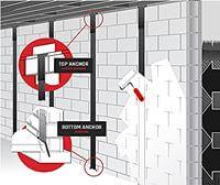 Carbon Guard wall application