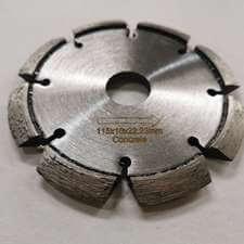 Diamond Crack Chaser 4.5 Inch V for Angle Grinders
