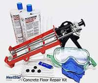 Garage Concrete Floor Repair kit