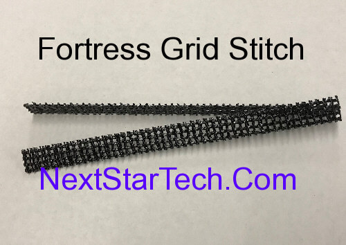 Carbon Fiber Grid Stitch kit for Concrete Cracking