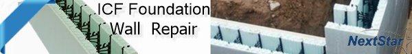 Leaking ICF Foundation Repair