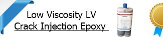 Low Viscosity Crack Injection Epoxy