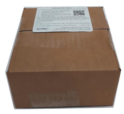 Koster KD2 Blitz  Water Stop Powder 2.2lb Box