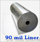 Crawl Space Liner 90 ML 58in X 125ft