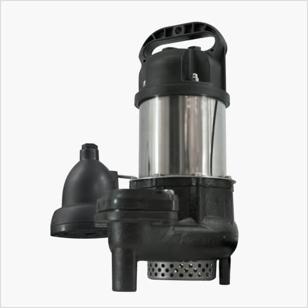 Sump Pump BA50i 1/2 HP Primary w/ Digital Float Control