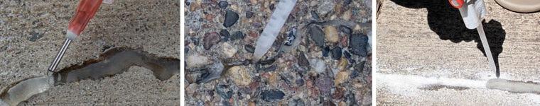 Matchcrete clear 71300 cartridge