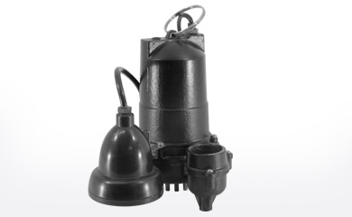 Sump Pump WC33i Primary with Ion Float Control