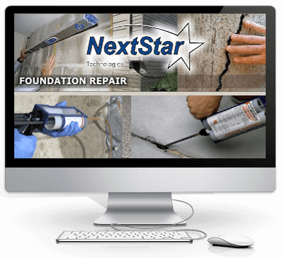 NextStar technologies concrete crack testing products