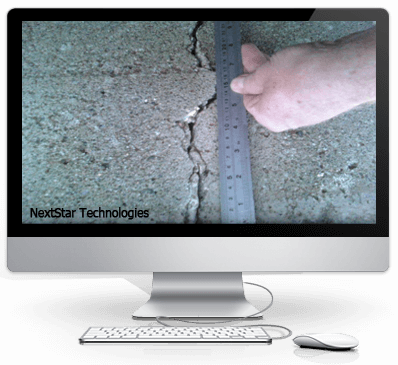 NextStar technologies concrete Epoxy crack foundation injection resoration and repair