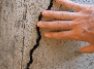 Concrete and foundation crack repair for broken foundations